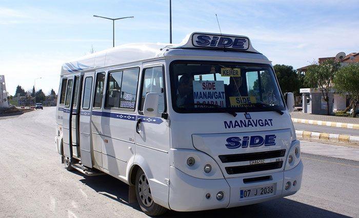 Транспорт в Сиде