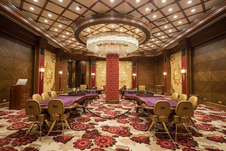 Кирения казино