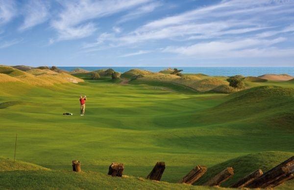 golf i Turkiet