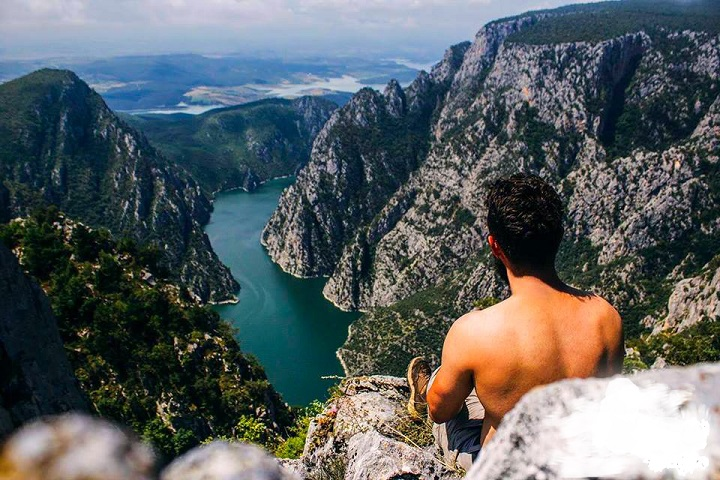 Vezirbridge Sahinkaya Vue Impressionnante Du Parc Naturel Du Canyon Summer Home