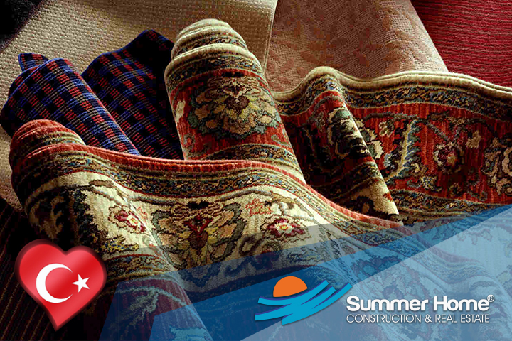 Turkish Rugs And Carpets Summer Home