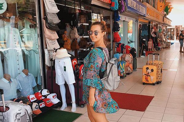 Iz kupovinu turske online za Carina i