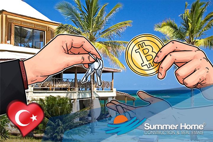 pirkti nekilnojamąjį turtą su bitcoin