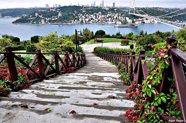 istanbul beykoz bogaz