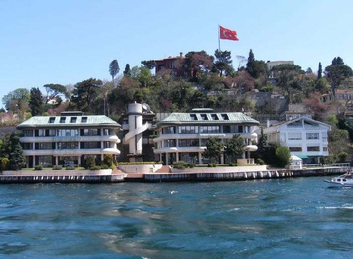 Villa near the Bosphorus