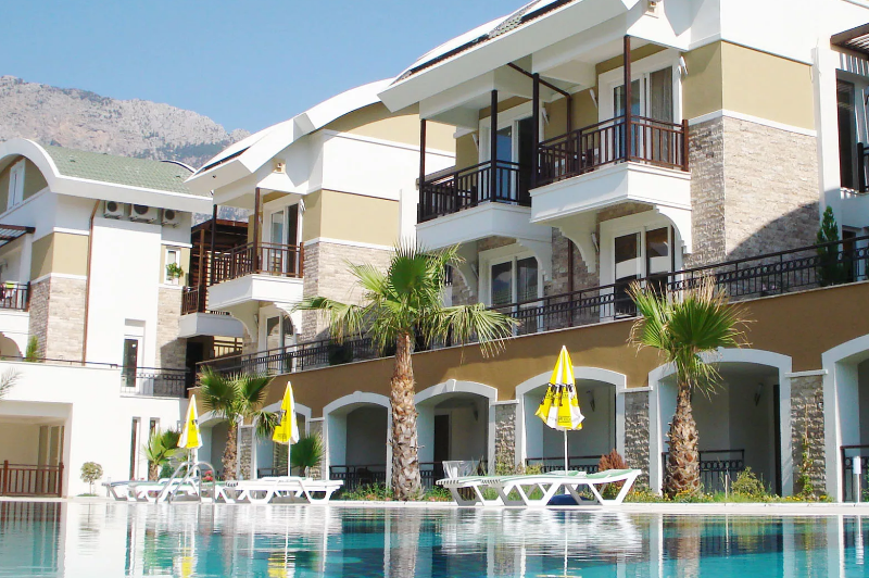 Apartments in Kemer Turkey