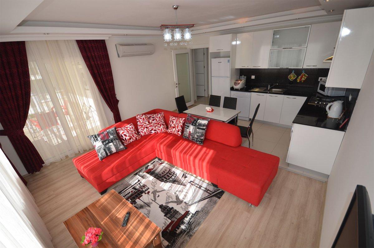 Mieszkanie w Avsallar