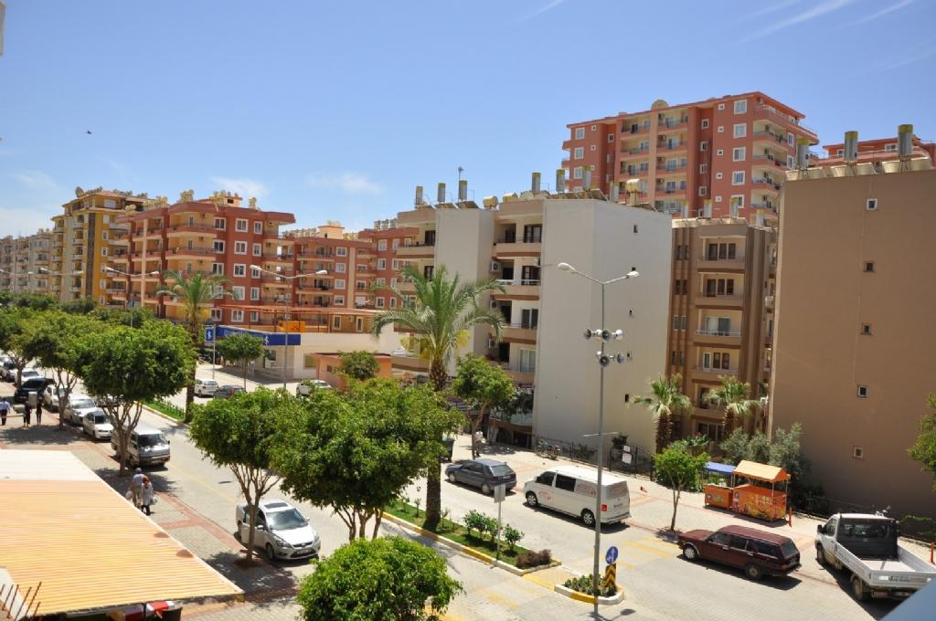 Mahmutlar Barbaros Street