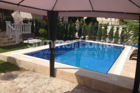 Special Duplex Villas with Amazing Panoramic View in Kemer