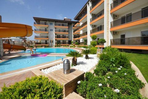 Moderné apartmány za nízke ceny v Avsallari, Alanya