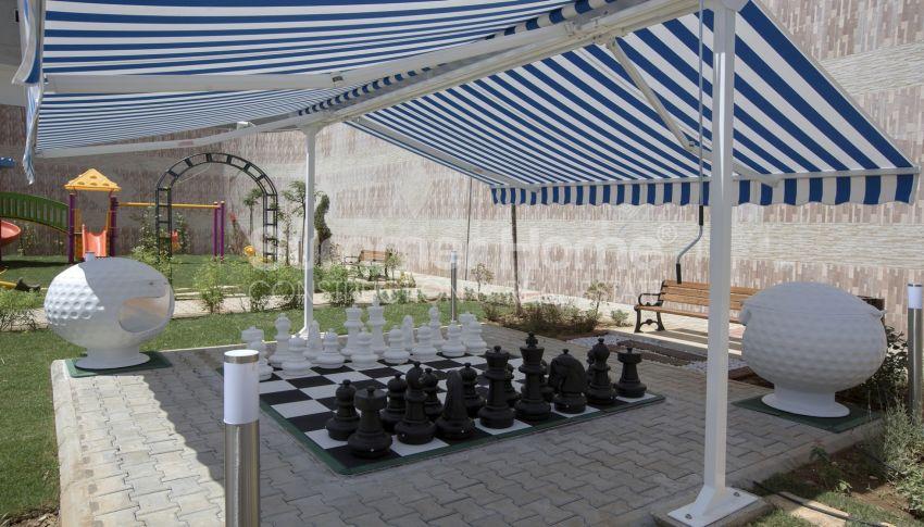 阿拉尼亚/卡吉科克的美景公寓,位于托罗斯山上 facility - 13
