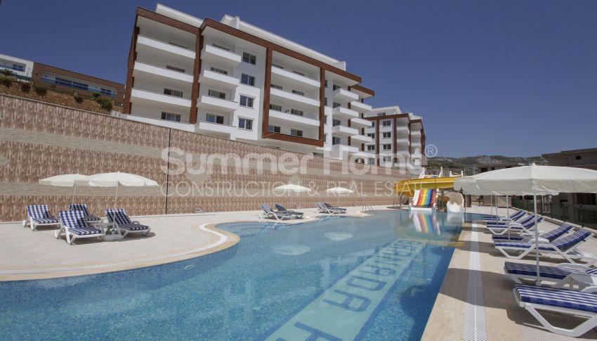 阿拉尼亚/卡吉科克的美景公寓,位于托罗斯山上 general - 3