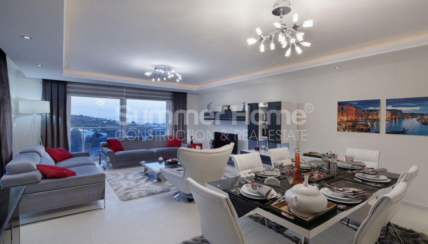 阿拉尼亚/卡吉科克的美景公寓,位于托罗斯山上 interior - 8