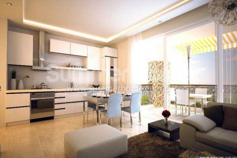 Honosné apartmány v Side - Fotky interiéru - 49