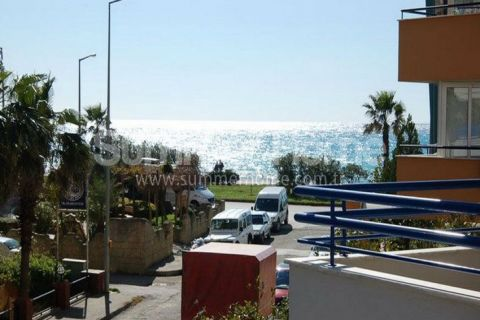 Furnished Apartments Close to the Beach in the Center of Alanya