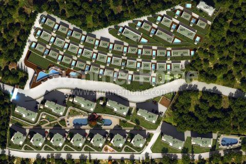 Granada Villen,Alanya,Kargıcak - Immobilienplaene - 36