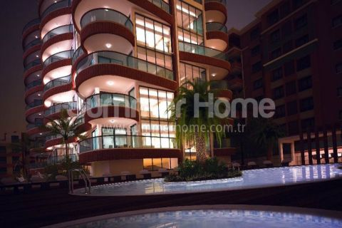 Luxury Apartments with Spectacular Sea View in Oba, Alanya