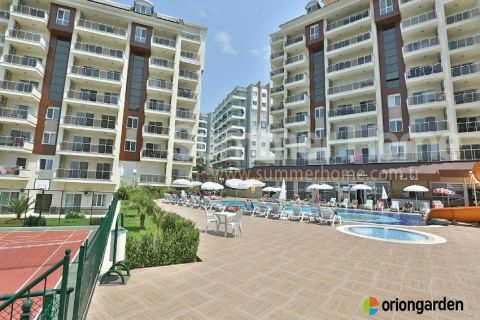 Affordable Sea View Apartment in Modern Residence in Avsallar, Alanya