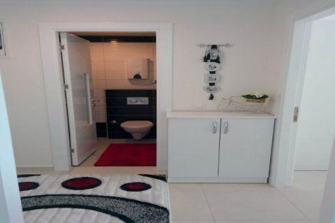 Meerblick Wohnung 1+1 in Orion Garden IV  - Foto's Innenbereich - 26