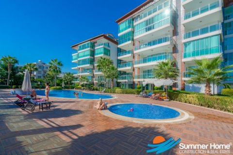 Luxurious Apartments and Penthouses with Spectacular View in Alanya