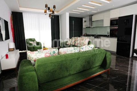 Nádherné vily na predaj v Alanyi - Fotky interiéru - 5
