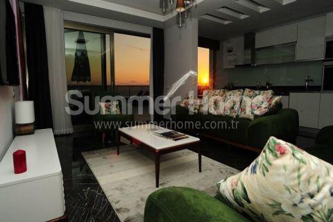 Nádherné vily na predaj v Alanyi - Fotky interiéru - 7