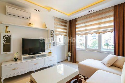 Moderné apartmány s výhľadom na more v Alanyi - Fotky interiéru - 14