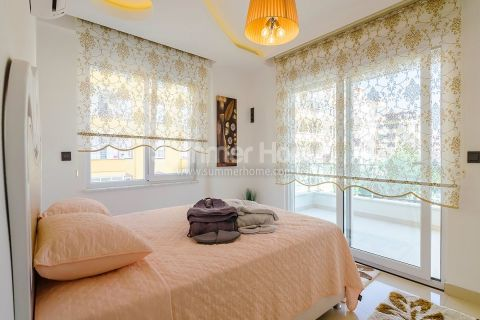 Moderné apartmány s výhľadom na more v Alanyi - Fotky interiéru - 15