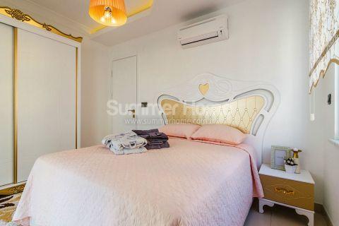Moderné apartmány s výhľadom na more v Alanyi - Fotky interiéru - 16