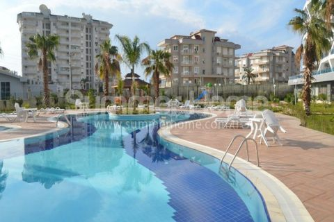 Modern 2-Bedroom Apartment with Amazing View in Cikcilli, Alanya