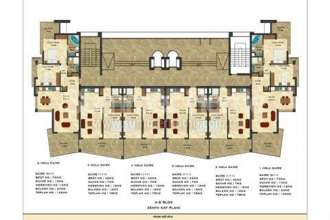2-комнатная квартира с панорамным видом - Планировка  - 49