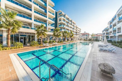 Luxury Sea View Penthouses in Tranquil Surroundings in Kestel, Alanya