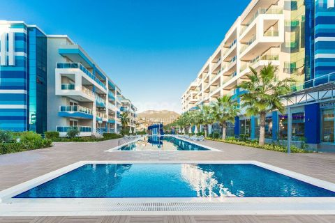 Aura Blue Duplex Penthouses in Alanya - 6