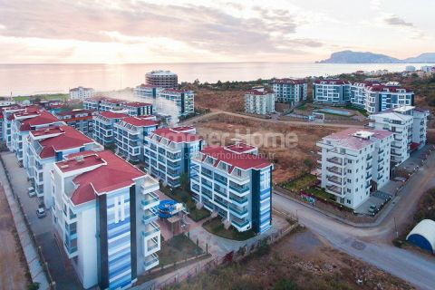 Aura Blue Duplex Penthouses in Alanya - 11
