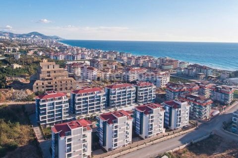 Aura Blue Duplex Penthouses in Alanya - 17