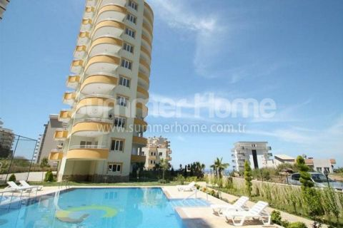 Modern Affordable Apartments with Amazing View in Mahmutlar, Alanya