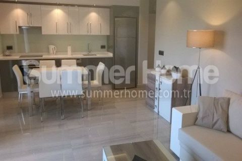 Ultramoderné apartmány v Side - Fotky interiéru - 10