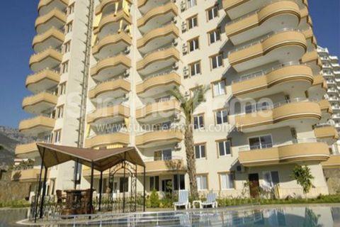 Доступные квартиры в комплексе у моря  - 1