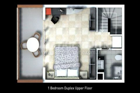 Classy Apartments for Sale in Side - Property Plans - 24