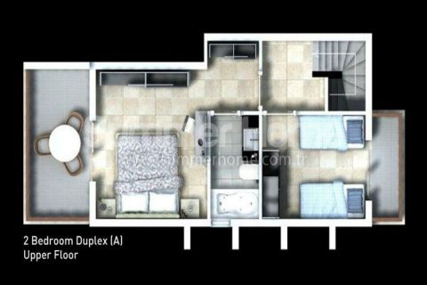 Classy Apartments for Sale in Side - Property Plans - 26