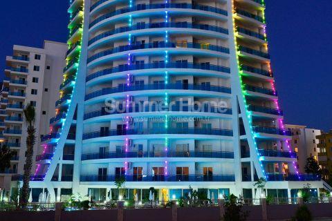 2-Bedroom Sea View Apartments in Alanya