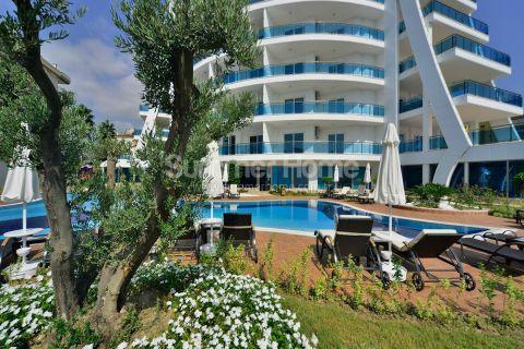 2-Bedroom Sea View Apartments in Alanya - 4