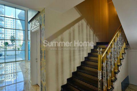 3-izbové apartmány s výhľadom na more v Alanyi - Fotky interiéru - 8