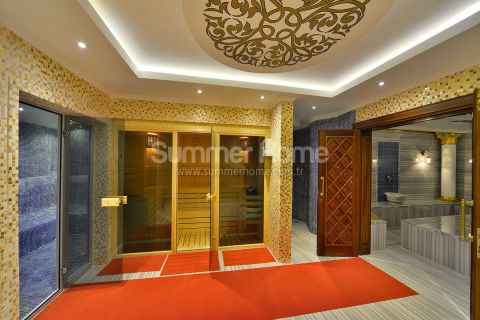 2-Bedroom Sea View Apartments in Alanya - Interior Photos - 9