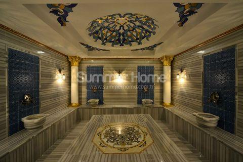 2-Bedroom Sea View Apartments in Alanya - Interior Photos - 10