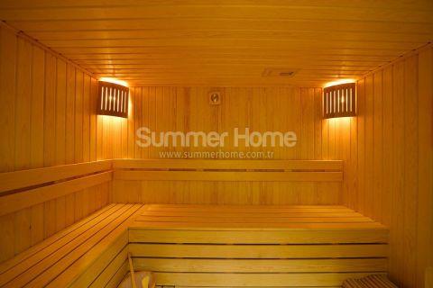 2-Bedroom Sea View Apartments in Alanya - Interior Photos - 12