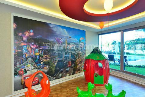 3-izbové apartmány s výhľadom na more v Alanyi - Fotky interiéru - 15