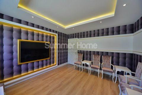 3-izbové apartmány s výhľadom na more v Alanyi - Fotky interiéru - 16