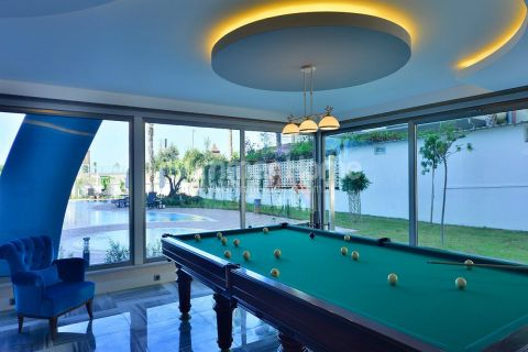 2-Bedroom Sea View Apartments in Alanya - Interior Photos - 17