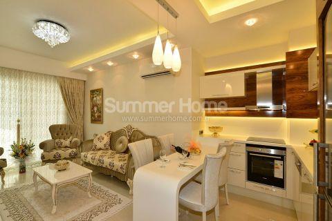 2-Bedroom Sea View Apartments in Alanya - Interior Photos - 22